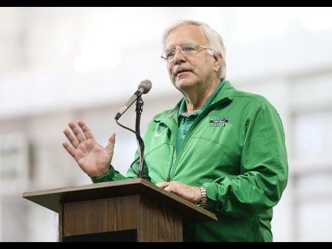 In Memoriam Dr. Stephen J. Kopp Marshall University President