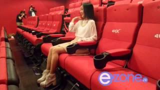 Cinema City Langham Place 4DX 影院試玩