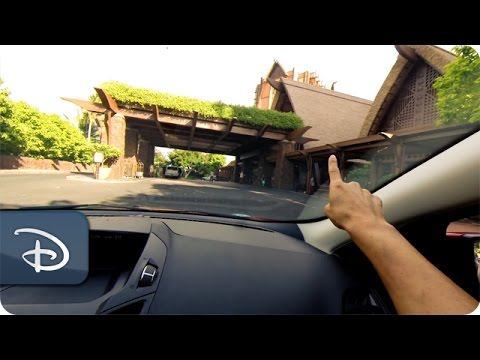 Arriving at Aulani | Aulani Resort & Spa | Disney Parks - Disney Parks  - 44qdAdkzoog -