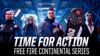 Time For Action (feat. 2WEI, LoOf, Erin G. Anderson & Marvin Brooks)| FFCS