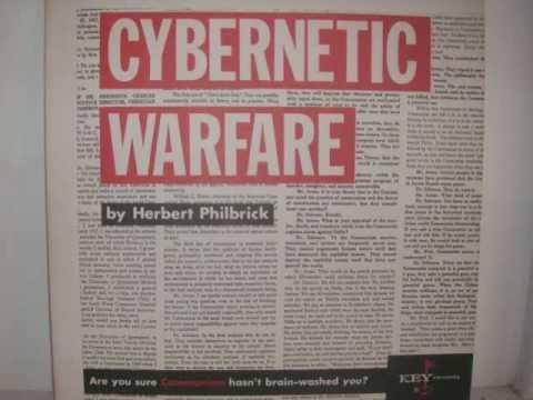 Cybernetic Warfare (Side 2): Herbert A. Philbrick Spoken Word LP
