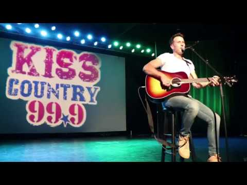 KISS Undercover Concert Featuring Russell Dickerson Country 999