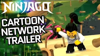 Ninjago | Season 12 Cartoon Network Trailer