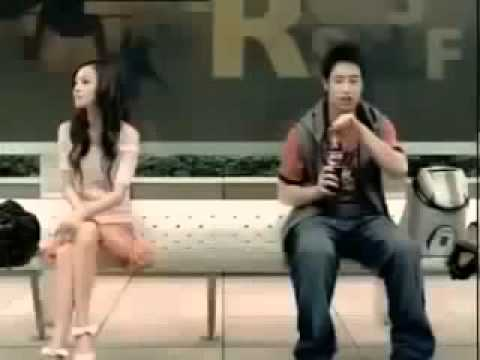 Pick Up Girl Taiwan Style Funny Ads Commercial