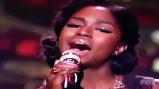 [HD] Amber Holcomb -- My Funny Valentine AMAZING PERFORMANCE American Idol 2013 -  May 01, 2013