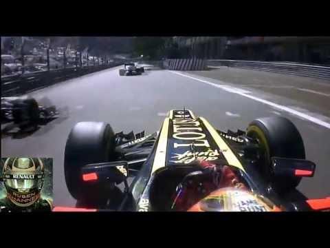Kimi Räikkönen Team Radio - Monaco - He f*cking idiot