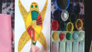 учимся рисованию обучение детей(изо студия)