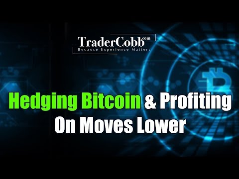 Hedging Bitcoin & Profiting On Moves Lower