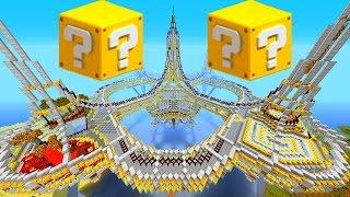 Minecraft LUCKY BLOCK SPACESTATION PVP #1 with Vikkstar, BajanCanadian, Woofless & CraftBattleDuty