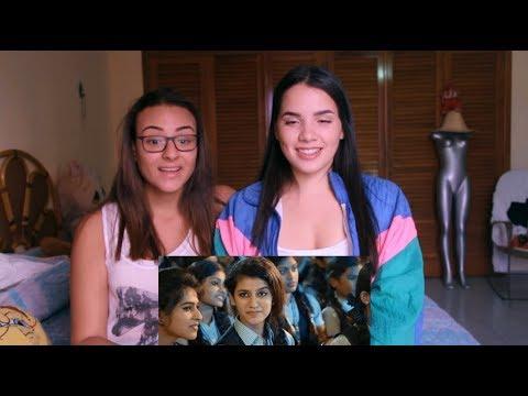 Priya Prakash Varrier new Viral Video Reaction by Latin Girls | Oru Adaar Love