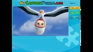Мультик игра Аисты онлайн (Storks online)