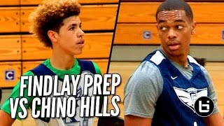chino hills vs findlay prep full game highlights two powerhouses collide