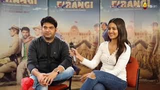 Kapil Sharma And Ishita Dutta Have A Fun Conversation With UrbanAsian