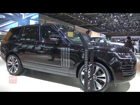 2019 Range Rover SV Autobiography 565hp - Exterior And Interior Walkaround - 2018 Paris Motor Show