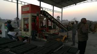 Automatic Fly Ash Bricks Plant / Fly Ash Bricks Machine - 09427352508