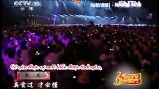 Học tiếng trung quốc qua bài hát : 朋友_Peng you