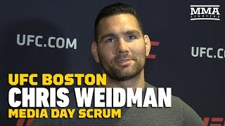 Chris Weidman: Jon Jones and Anderson Silva Marred Their Careers by Failing Drug Tests