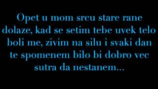 Mc Stojan & Mr. Black - Zagrljaj (Text)