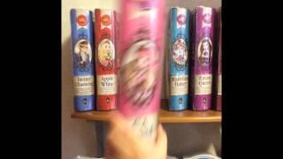 Обзор на нашу коллекцию кукол Эвер Афтер Хай)+новость))(, 2014-11-20T17:01:04.000Z)