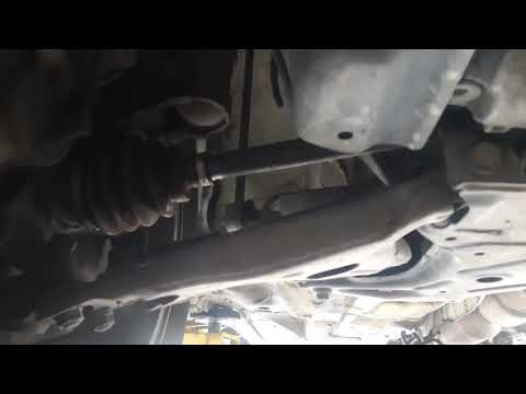 How to diagnose broken CV axle joint, car won't move