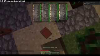 (Live)Minecraft Island 1.8 [mc.smilekrub.net] Pt.2 (17/5/2558) ft.PawarutGamerch