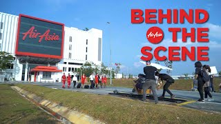 Nobox Films | AirAsia Commercial [Behind The Scene]