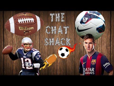 Soccer vs american football essay