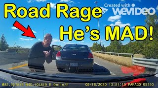 BEST OF SEPTEMBER | Road Rage, Crashes, Bad Drivers, Brake Check Gone Wrong Instant Karma USA Canada