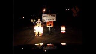 Creepy Clown Terrorizes Staten Island!