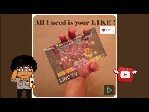 Boyzteel needs your LIKE ! วิธีส่งหัวใจให้คลิปทำคะแนนครั้งแรกของผม บน LINE TV