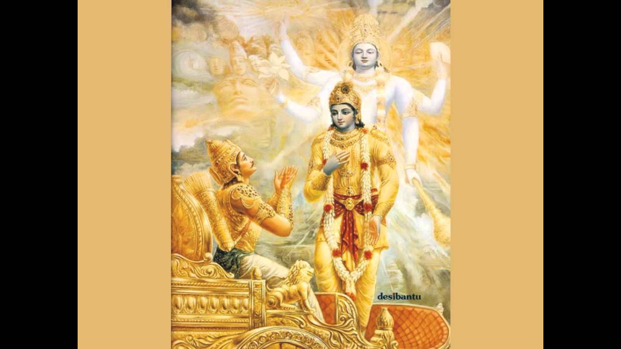 an analysis of the bhagavad gita a fundamental teaching in hinduism These seven teachings sum up the philosophy of the bhagavadgita and help us develop a holistic teaching the highest god of hinduism the bhagavad gita.