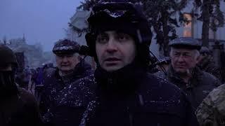 Давид Сакварелидзе после освобождения Саакашвили / Politeka Online