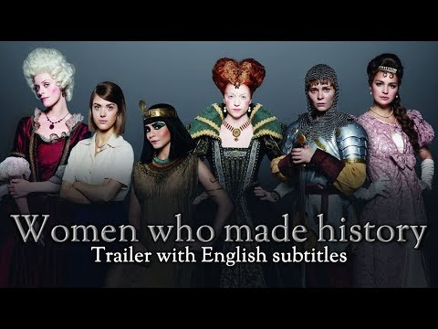 Frauen, die Geschichte machten [Women who made History] | Trailer with English subtitles