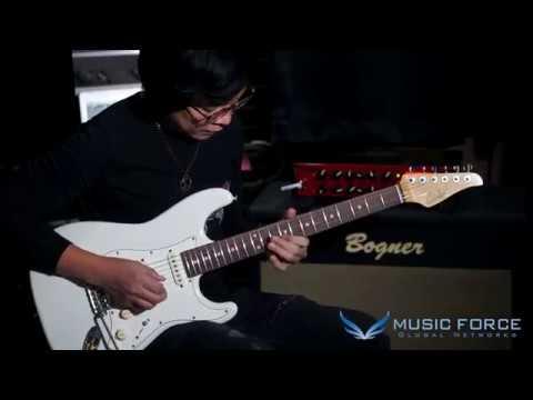 [MusicForce] Suhr Classic Antique Pro SSH Demo (Feat. Jack Thammarat) - 'Tokyo Trip'