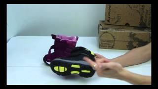видео Ботинки Viking