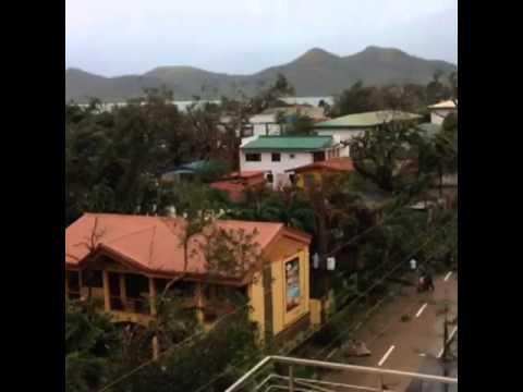 coron Palawan after Yolanda