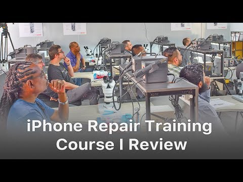 REWA Cell Phone Repair Training Course Review