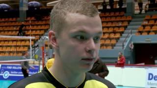 Tiikerit - Karlovarsko CEV Cup ti 17.1.2017 - Lasse Jylhä