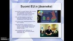 Suomi EU:n jäseneksi