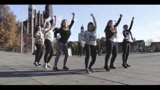 Dancehall choreography by Paulina Wozniak | Gyptian- Jiggle jiggle