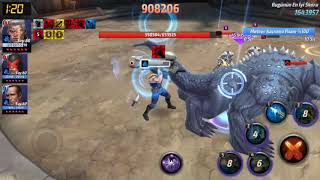 Marvel Future Fight Cable ABX 1.653k Blast Day
