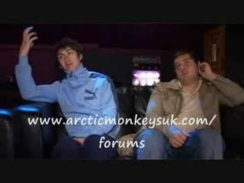 Arctic Monkeys Interview : Talking About Their Lyrics