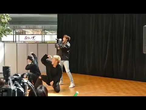 Kevin Woo Freedom Live Performance (Rap Part)
