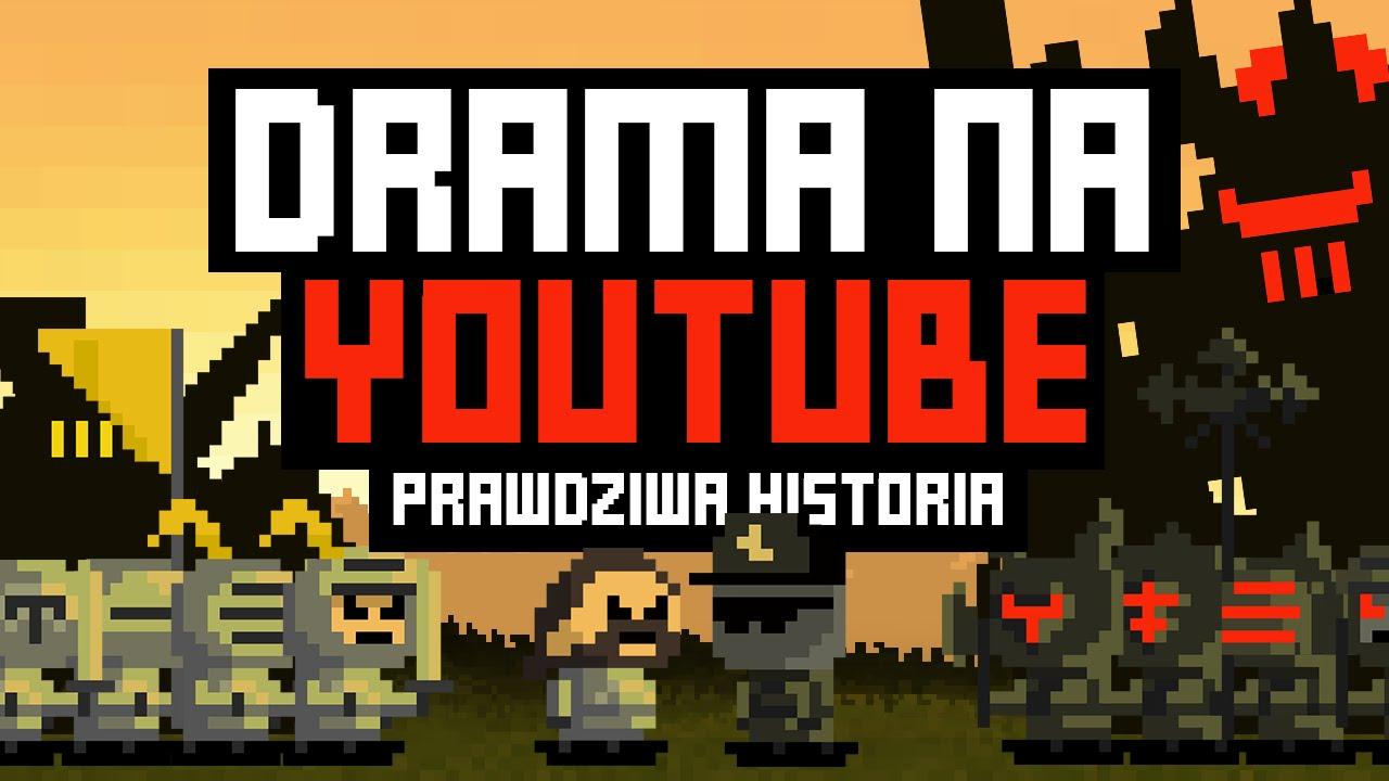 Drama na YouTube: Historia prawdziwa