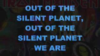 Out of the Silent Planet (lyrics)