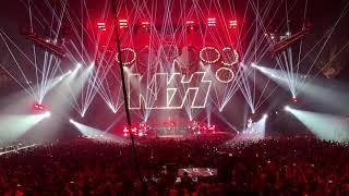 Kiss London O2 Arena 11/07/2019