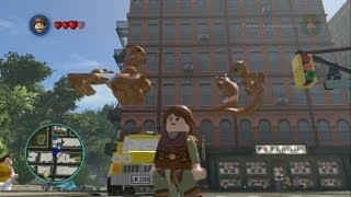LEGO Marvel Super Heroes - Squirrel Girl Unlocked + Free Roam Gameplay (Character Token Guide)