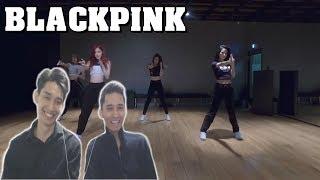 BLACKPINK - DDU-DU DDU-DU DANCE PRACTICE REACTION