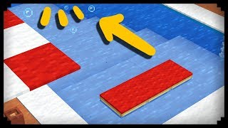 ✔ Minecraft: How to make a Swimming Pool