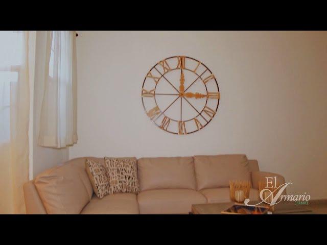 MAKEOVER: Mi primer apartamento decorado estilo industrial